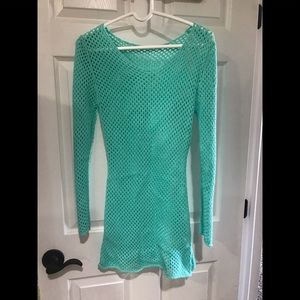Other - Crochet swim cover up